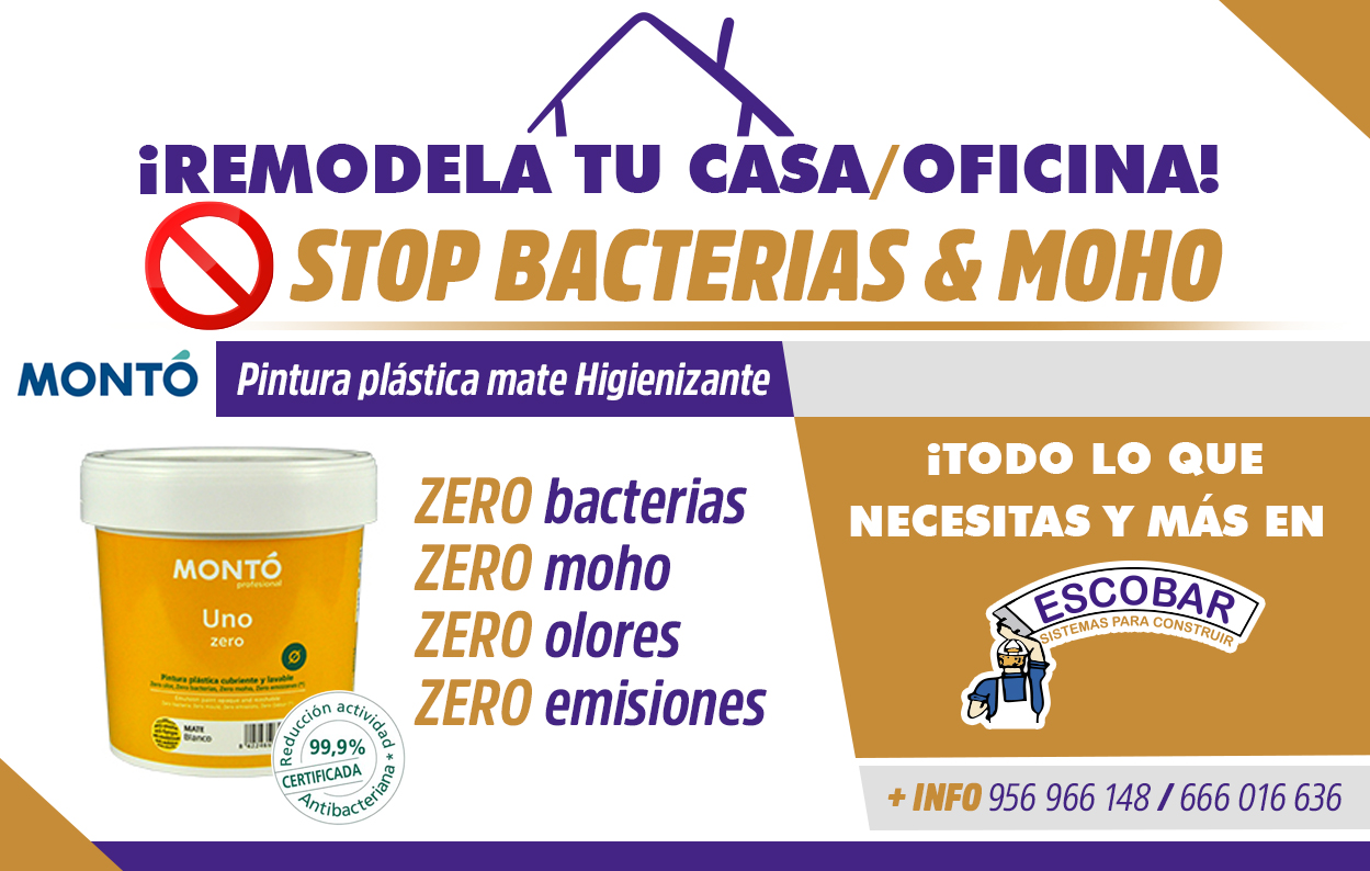 pintura anti bacterias